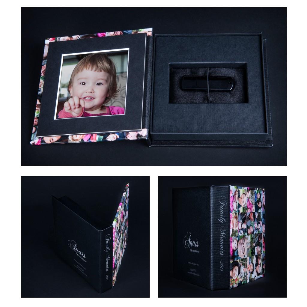 USB coffret personnalise anais chaine photography produit