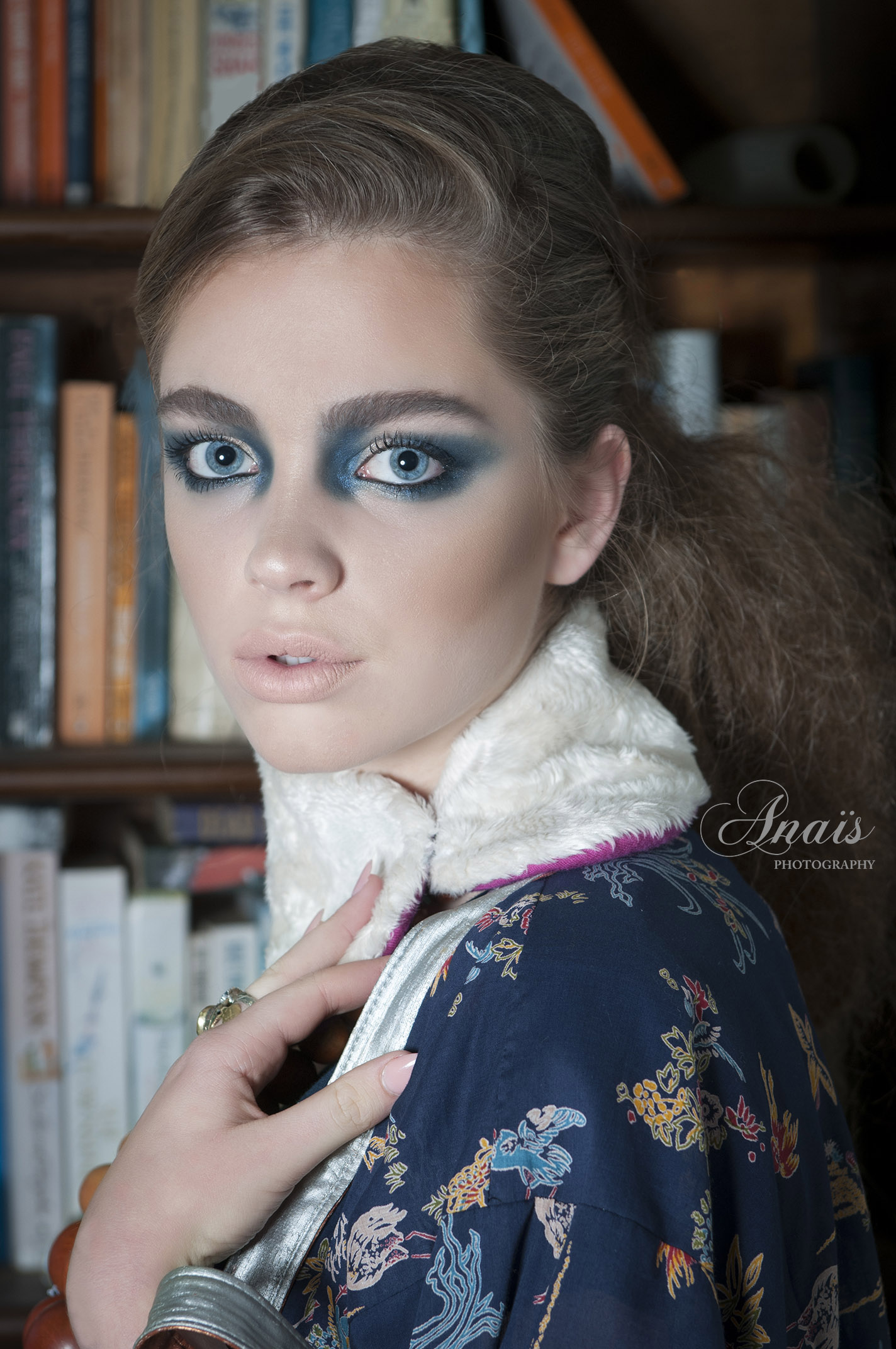 Anais Chaine Photography Auckland French photographer fashion Selector Lucy designer clothing Beauty portrait