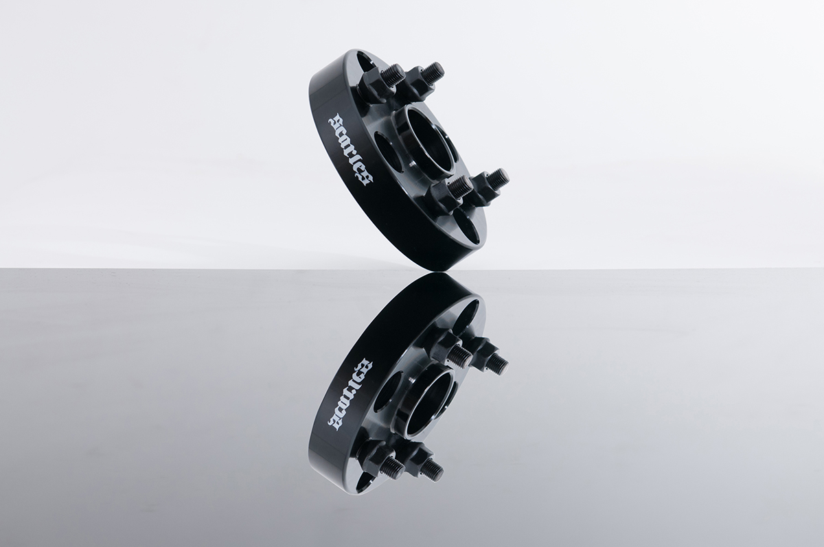 WheelSpacer studio photo professional product photography