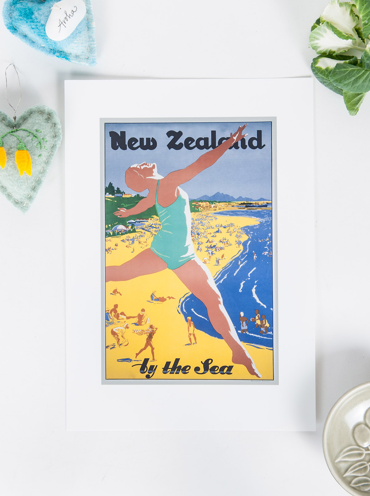 New Zealand By The Sea hanging Product photography Anais Chaine professional Auckland photographer for Auckland museum www.anaischaine.com