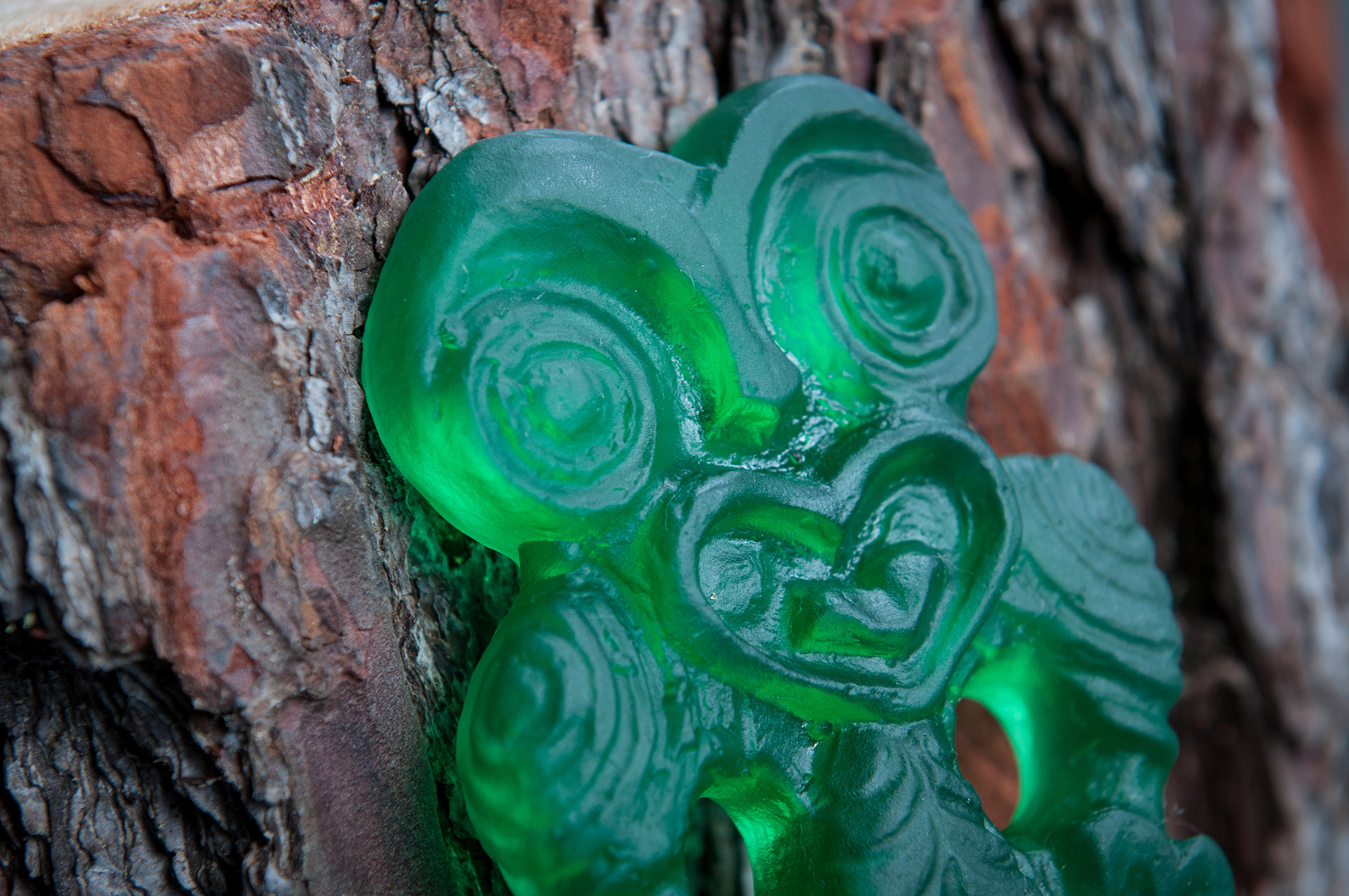 Green Tiki Product photography Anais Chaine professional Auckland photographer for Auckland museum www.anaischaine.com